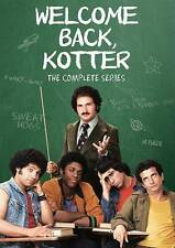Welcome Back Kotter:The Complete Series Seasons 1-4(DVD,2014,16-Disc Set)NEW 2 3