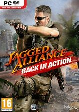 JAGGED ALLIANCE: BACK IN ACTION (PC) *NEW & SEALED*