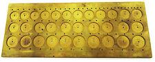 Uhrmacher Werkzeug antik alt