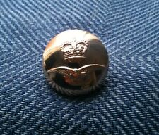 One button golden metal royal crown over eagle RAF for coats 22.9 mm or 36L new