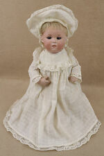 "11"" antique bisque head German Armand Marseille Character Baby Doll mold 251"