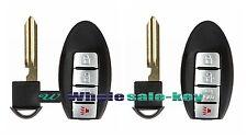 2 New Remote Smart Keyless Transmitter Prox Intelligent Key Fob For KR55WK48903