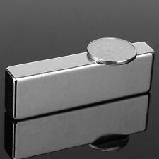 N52 Block Cuboid 60 x 20 x 10mm Neodymium Super Strong Magnet Rare Earth Magnet