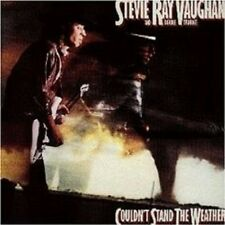 "STEVIE RAY VAUGHAN ""COULDN'T STAND THE WEATHER"" CD NEU"