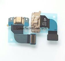 Original New Samsung Galaxy Tab Pro SM-T310 Micro USB Charger Port Flex Cable