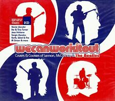 WE CAN WORK IT OUT - COVERS & COOKIES OF LENNON, MCCARTNEY & THE BEATLES / 2 CD