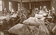 St Albans photo. WW! Hospital Ward by Ricardo Studios, St Albans. ? Napsbury.