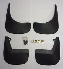 4 MUD FLAPS  (FRONT & REAR) FIT VW VOLKSWAGEN PASSAT B5 (1998-2005) MUDFLAPS NEW