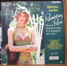 RAMBLING ROSE LAURA DERN COVER LASERDISC 1991