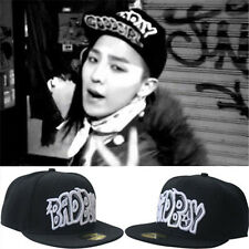 BIGBANG ONE OF A KIND GD G-Dragon Daesung KPOP TAEYANG HAT CAP BADBOY NEW
