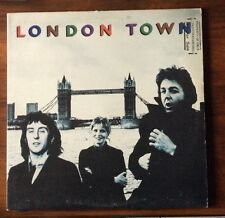 The Beatles Wings London Town First Pressing & Demonstration Copy Very Rare