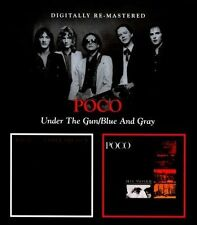 Under the Gun/Blue and Gray * by Poco (CD, Aug-2011, Beat Goes On)
