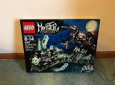 LEGO 9467 - The Ghost Train - Monster Fighters - New In-Box