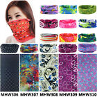 Fashion Spring Magic Head Face Mask Snood Neck  Outdoor Warmer Wrap Shawl Scarf