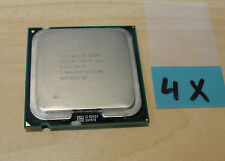 Intel CORE 2 DUO Processor E8400 SLB9J 3.00GHZ/6M/1333/06 CPU B4X