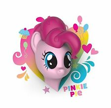 My Little Pony 3D MLP Hasbro Girls Wall Deco Childrens Night Lights PINKIE PIE