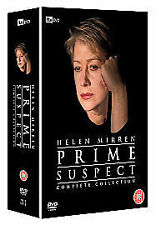 PRIME SUSPECT COMPLETE SERIES DVD BOX SET Collection 10 Disc New All 15 Episodes