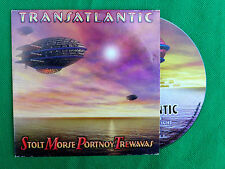 Transatlantic SMPTe PROMO CD Limited Edition RARE OOP Mike Portnoy Dream Theater