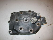 1985 KAWASAKI KX250 CYLINDER HEAD top end cap cover 1986 85 86 kx 250
