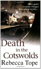 REBECCA TOPE __ DEATH IN THE COTSWOLDS __ BRAND NEW _ A FORMAT __ FREEPOST UK