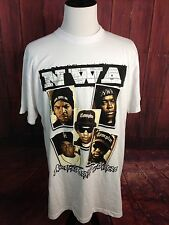 NWA America's Original Gangsters Graphic Hip Hop T Shirt  Size 3XL