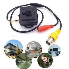 New Mini HD 3.7mm Pinhole 700TVL 1/3 CMOS Surveillance Color CCTV Camera DF