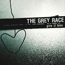 "THE GREY RACE ""Give It Love"" new unopened CD album"