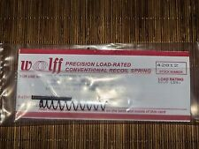 Wolff Colt Mustang Sig P238 XP Extra Power 12 lb. Recoil Spring .380 Auto - NEW