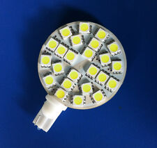 10pcs T10 921 White 24-5050 SMD LED Bulb lamp Super Bright AC/DC 12~24V 3W #TYA