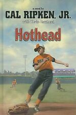Hothead (Thorndike Literacy Bridge Middle Reader)-ExLibrary