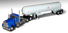 1/64 DCP JONESCO 379 PETERBILT W/  PROPANE TRAILER