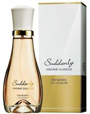 Suddenly Madame Glamour Woman Eau De Perfume NEW 50ml (1.7 OZ) Woman Parfum LIDL