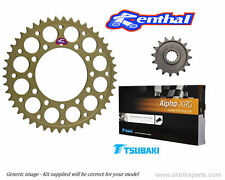 Yamaha R6 Gold Chain and Renthal Sprocket kit - YAMAHA R6 (2006-2015)