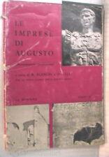 LE IMPRESE DI AUGUSTO Monumentum Ancyranum A cura di R Bianchi e O Lelli di e