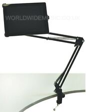 SoundLAB Articulated Table Mounting Clamp / Stand for iPad 1 and iPad 2