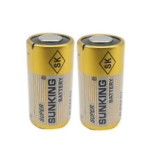 2 pc 28A 6V Alkaline Battery 4LR44  L R252 61-2618 CNB-544 Dog Collar Toy