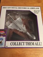 Model Power Postage Stamp Planes No. 5394 KFIR C2 NEW IN BOX. Inc. Display Stand