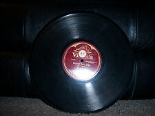 "Victrola 64729 Alma Gluck - Darling Nellie Gray 1917 10"" 78 RPM"