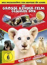 DVD - Die große Kinder-Film Geschenk-Box / #7100