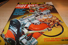 VERY RARE AMERICAN HOT ROD MAGAZINE - HOT ROD SEPTEMBER 1965