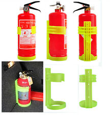 2kg SIZE FIRE EXTINGUISHER BRACKET Kelly VEHICLE/WALL MOUNT FREE SHIPPING
