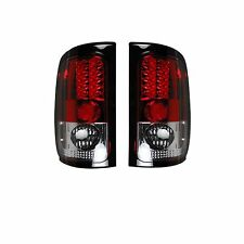 RECON 264170RD Dodge RAM 94-01 Red-Red Tail Lights LED