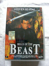 Belly Of The Beast Film DVD Steven Seagal