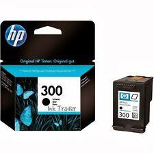 Genuine Original HP 300 Black Ink Cartridge for ENVY 120 e-AIO