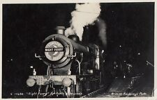 "RAILWAY : ""Night Ferry"" for Paris & Brussels RP-BRITISH RAILWAYS-SWEETMAN"