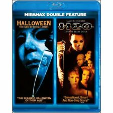 Halloween H20 & The Curse Of Michael Myers (Blu-ray, Region-Free) Like New!
