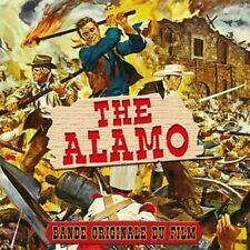 CD The Alamo / Dimitri Tiomkin / John Wayne / Movie Soundtrack / OST / IMPORT