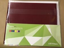 Lee Filters Color Effects Pack 12 sheets