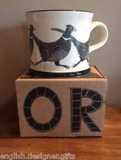 NEW Moorland Pottery ' Pheasant' mug Gift Boxed