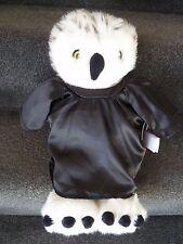 Build-a-bear HARRY POTTER Hedwig graduazione Neve Gufo rotazione testa con Hoot
